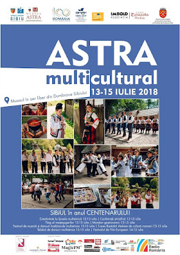 ASTRA Multicultural, ed. a III-a, 13-15 iulie 2018