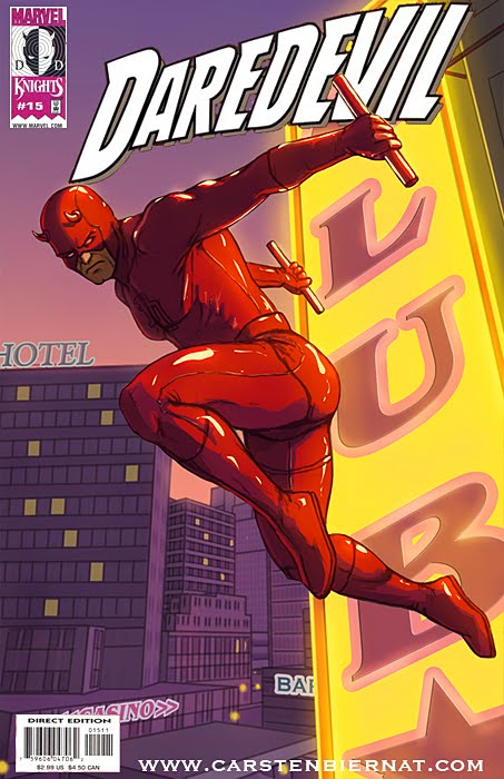 DAREDEVIL...just for fun!