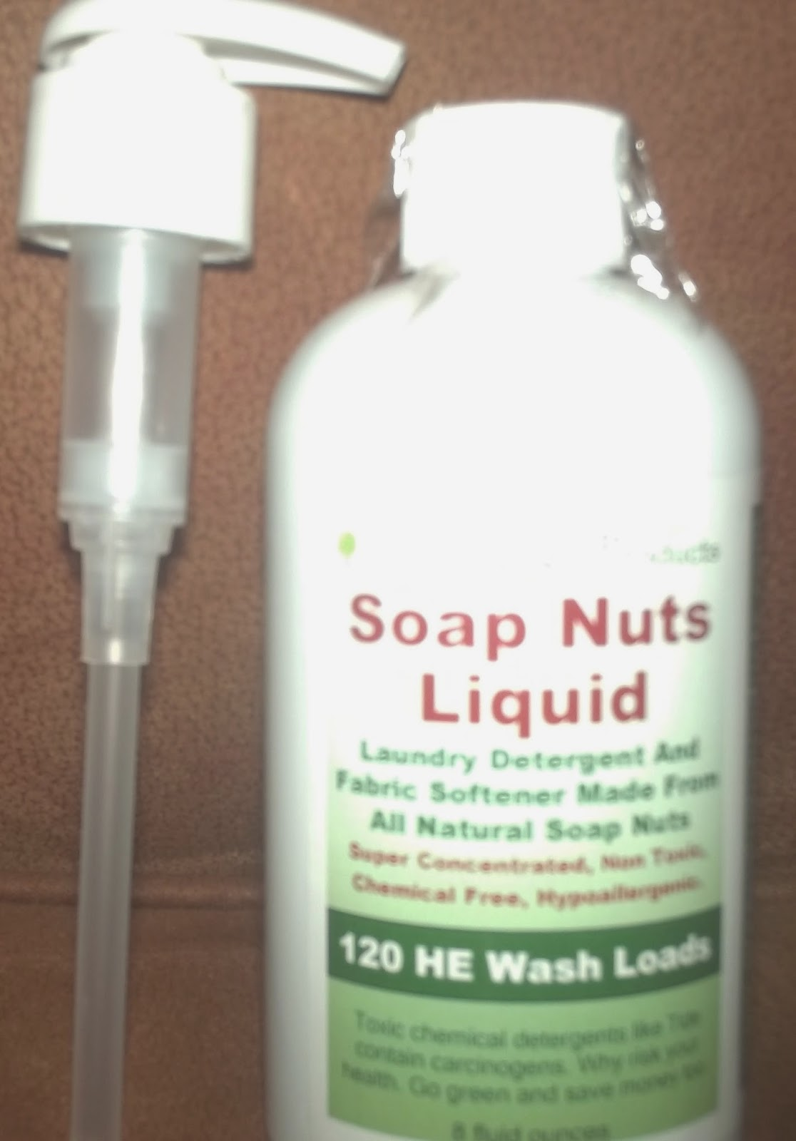 Soap nuts laundry reviews