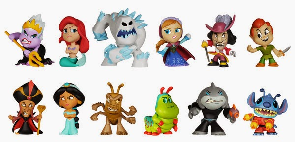 Disney Heroes vs. Villains Mystery Minis Blind Box Series by Funko