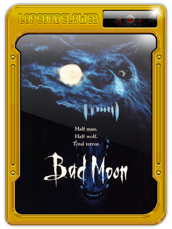 Bad Moon (Luna Maldita) (1996) [BrRip-720p-Dual-Mega]