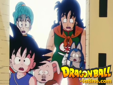 Dragon Ball capitulo 10
