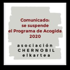Se suspende el Programa 2020