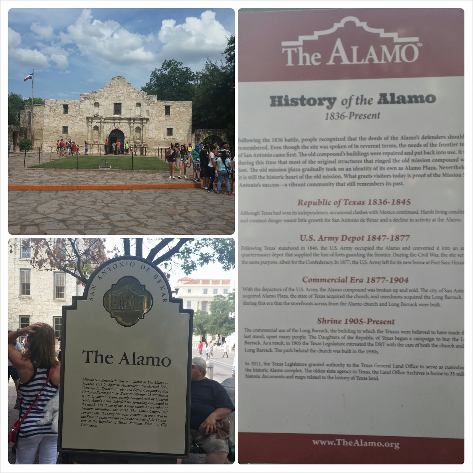 My Epic Family Road Trip Vacation! #RoadTrip #TheAlamo via ProductReviewMom.com