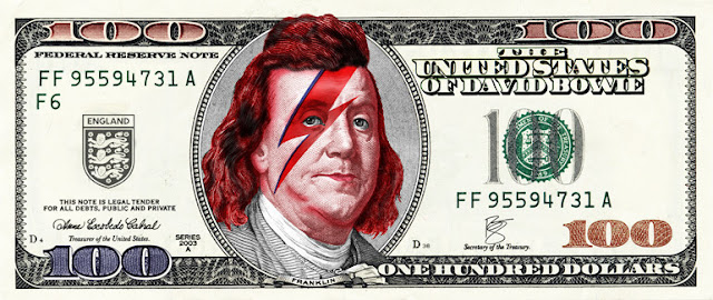 Make Your Franklin 100 dollar bill