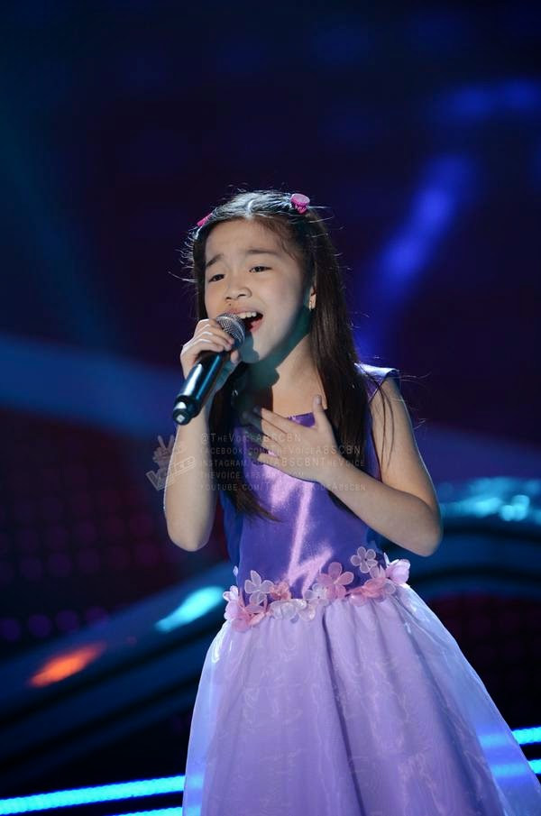 Darlene Vibares sings 'I Will Always Love You' on The Voice Kids PH Live Semi-Finals