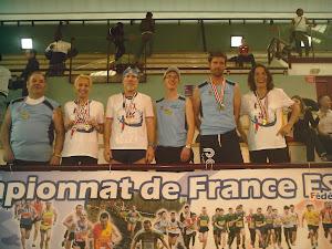 championnat de france indoor fsgt a eaubonne