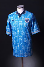 1990-92 England Third Shirt