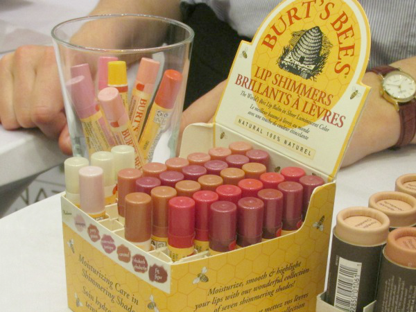 Burts Bees Lip Shimmer Beautypress Blogger Event Mai 2014