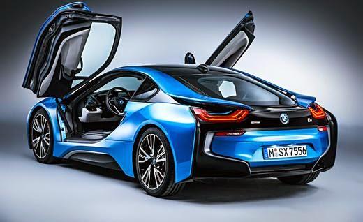 BMW a certeza que o chassi do i8 é adequadamente armados para o combate