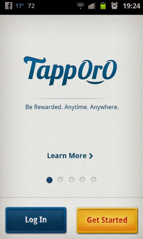 cara Mendapatkan Uang Di android lewat Tapporo