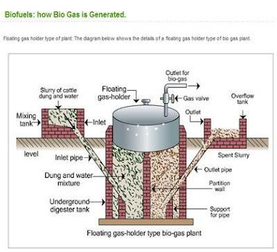 الارانب - افضل طريقة للتخلص من فضلات الارانب  بالصور Biogas