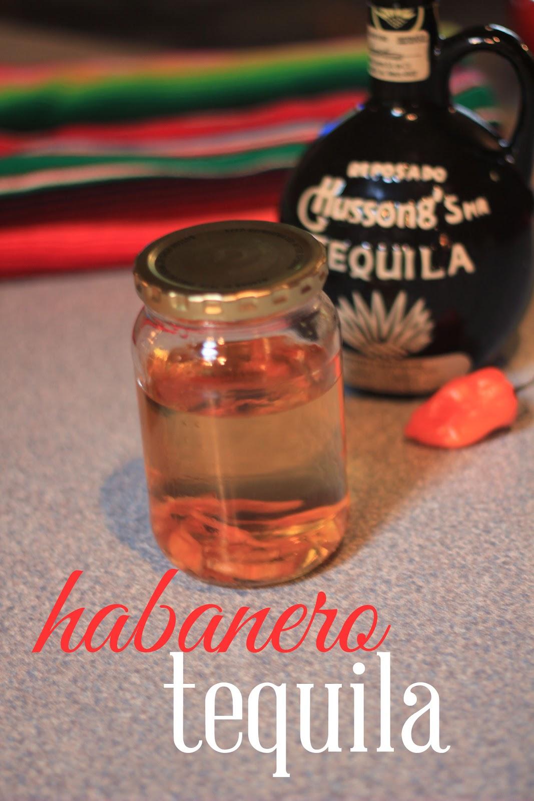 HABANERO TEQUILA - ONE armed MAMA