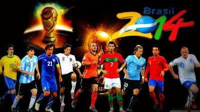 Dua Stasiun Televisi Ini yang Akan Menyiarkan Piala Dunia 2014