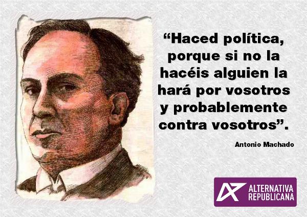 HACED POLÍTICA