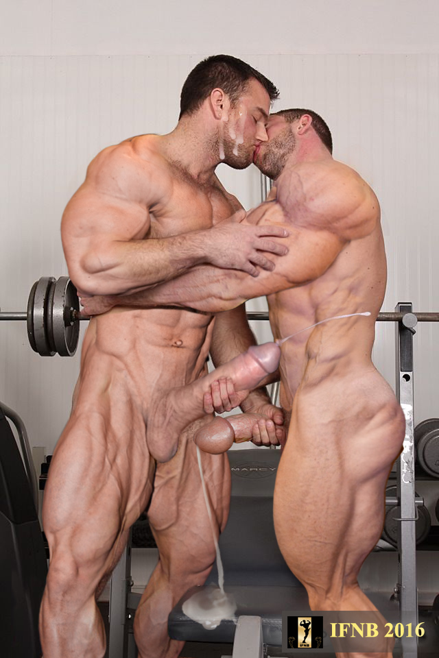 Situation familiar Nude pussies and muscle cocks