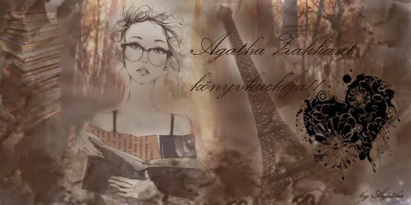 Agatha zakant Könyvkuckója