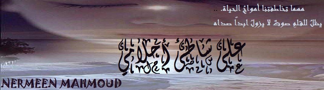 [Nermeen Mahmoud] ~ على شـ أحلامي ـاطئ~