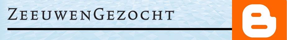 Zeeuwen Gezocht Blog