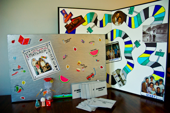 Someday Crafts: Family Board Game Gift