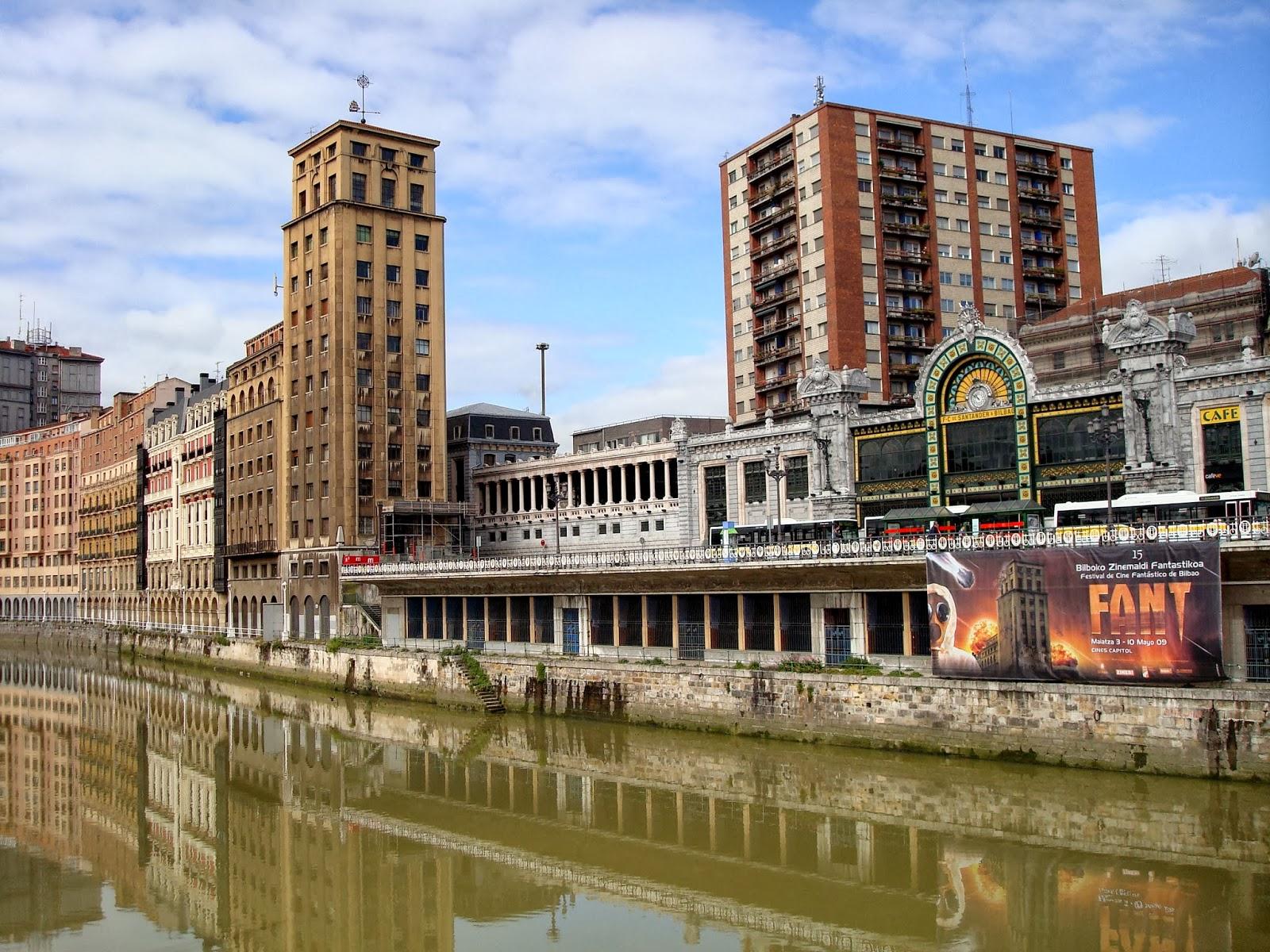 Estación Naja Concordia Bilbao