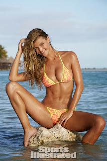 Nina Agdal in revealing sultry bikini and swimwear Sexy ass for Sports Illustrated Swimsuit Issue 2014