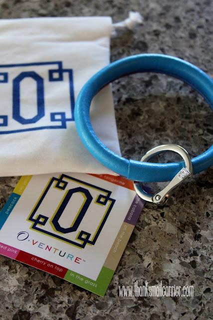 O-Venture Big O Key Ring