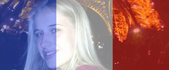 Paris: She Was Faking The Dead For More Than An Hour Lying Down Surrounded By Other People's Blood
