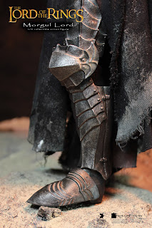 "Asmus Toys 1/6 Scale Lord of the Ring Morgul Lord (Ringwrath Witchking) 12"" Figure"