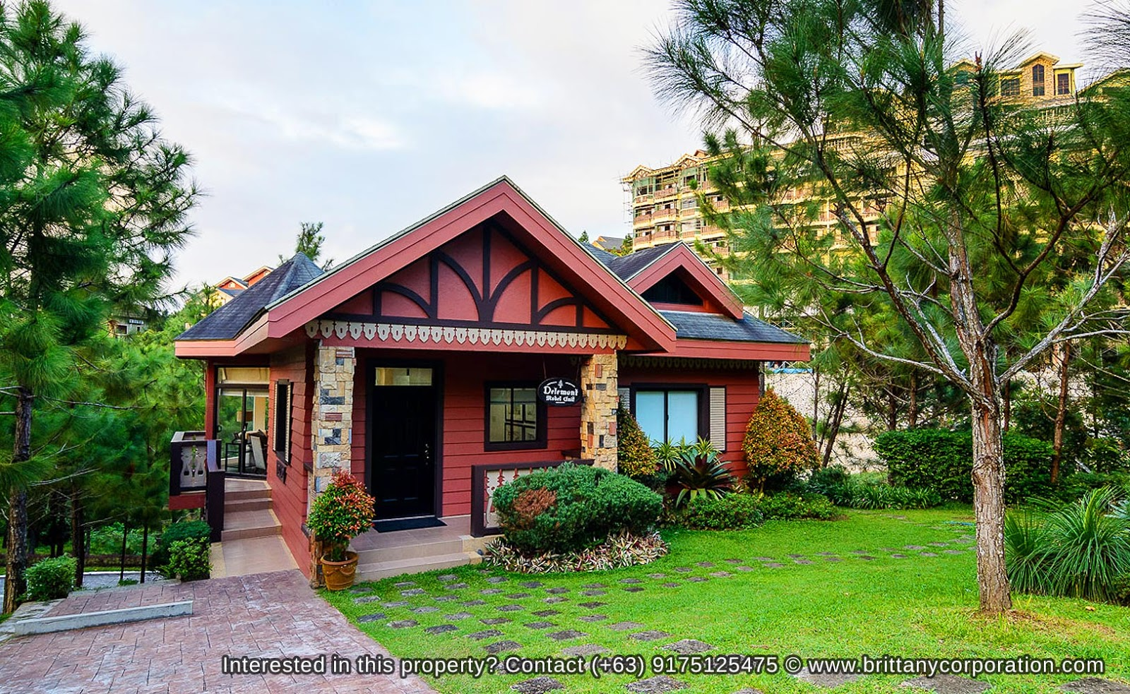 crosswinds tagaytay luxury gated resort community in