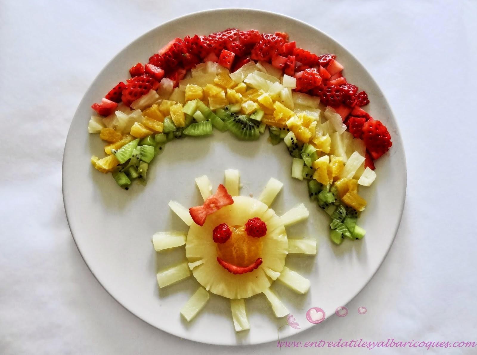 Sum rgete y disfruta estrategia para conseguir que los - Macedonia de frutas para ninos ...