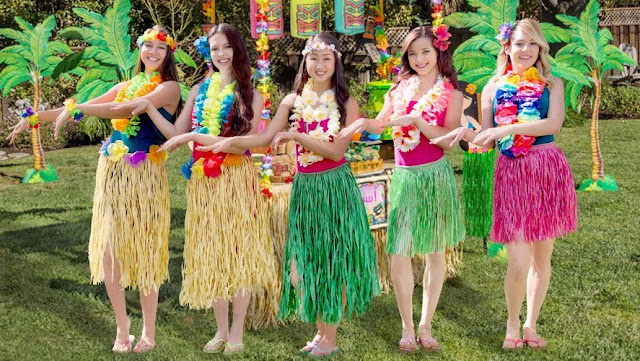 hawaiian party