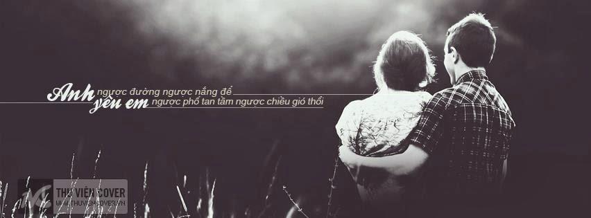 Anh bia Facebook Tinh Yeu