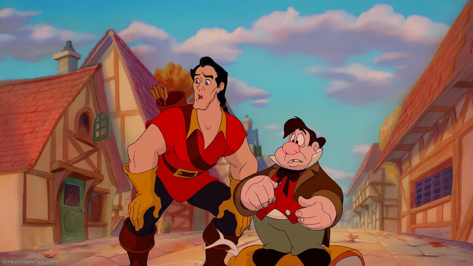 Analyzing The Disney Villains Gaston Beauty And Beast