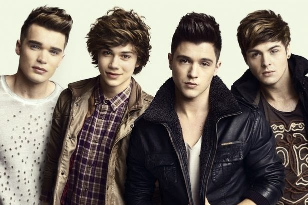 Union J release new single and video for Loving You Is Easy
