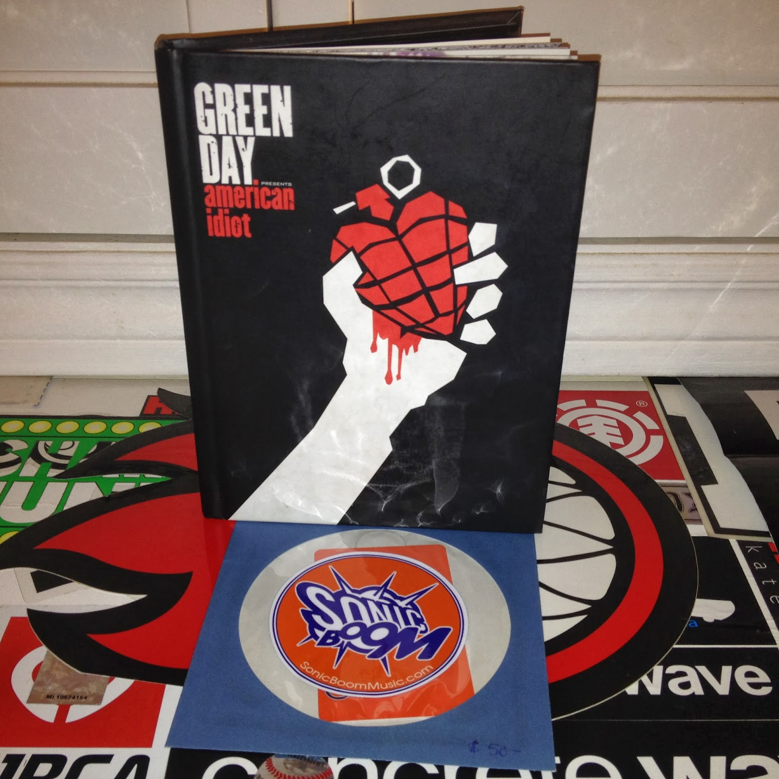 virgils blog green day x american idiot x special edition