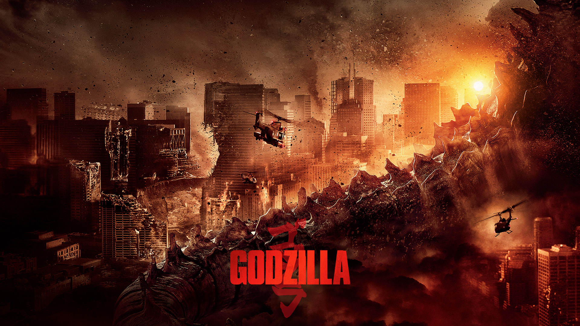 Godzilla 2014 Movie Wallpaper Godzilla Movie 2014 11...