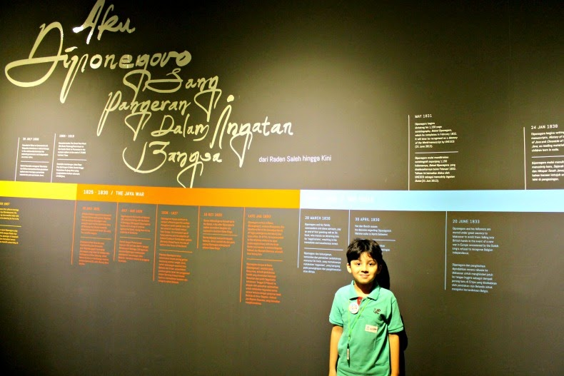 Perjalanan hidup Pangean Diponegoro dalam rangkuman