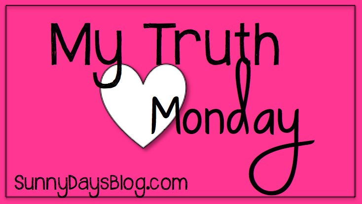 My Truth Monday - Holiday Disasters - Sunny Days in Second Grade