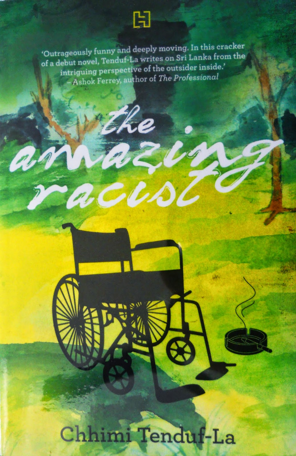 The Amazing Racist by Chhimi Tenduf-La