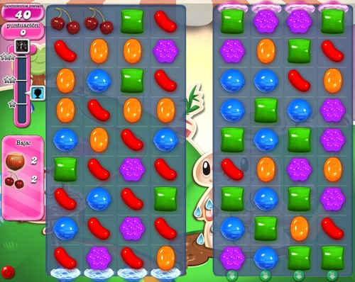 Nivel 66 Candy Crush Saga