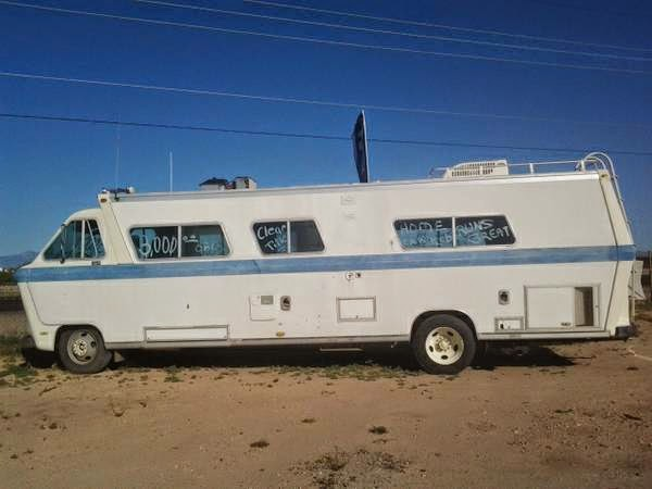 Used Rvs 1978 Sport Motor Home For Sale By Owner