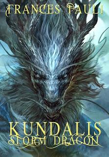 http://www.amazon.com/Kundalis-Storm-Dragon-Frances-Pauli/dp/1937365433