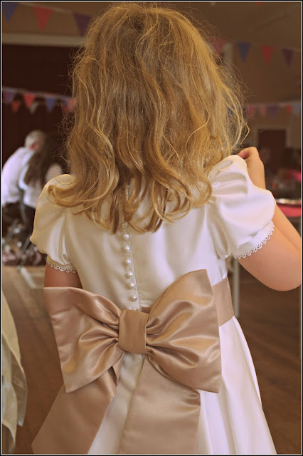 Christening dress from Debenhams