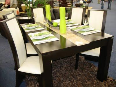 Carpinteria segar comedores for Comedores tapizados
