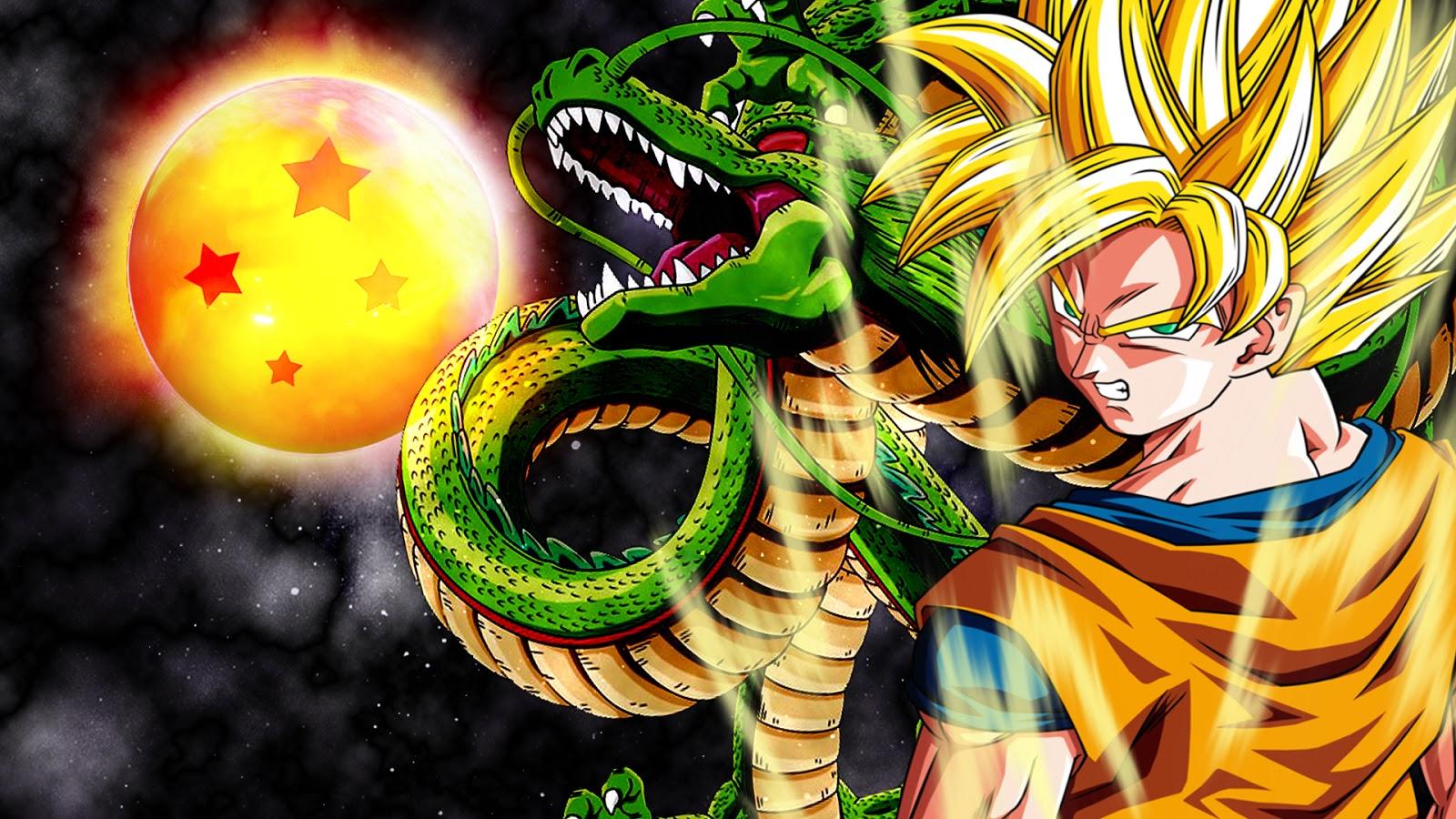 Hd wallpaper dragon ball - Dragon Ball Z Hd Wallpapers