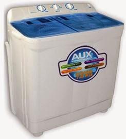 Daftar Harga Mesin Cuci AUX Terbaru