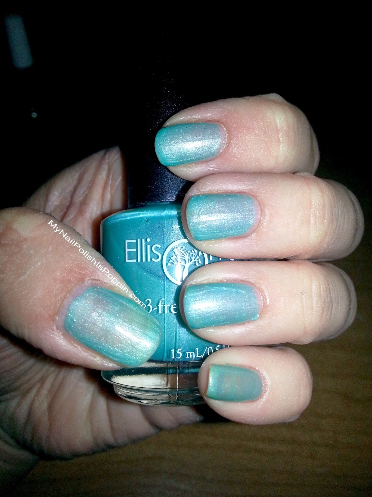 Ellison's Organics Harvey Girl