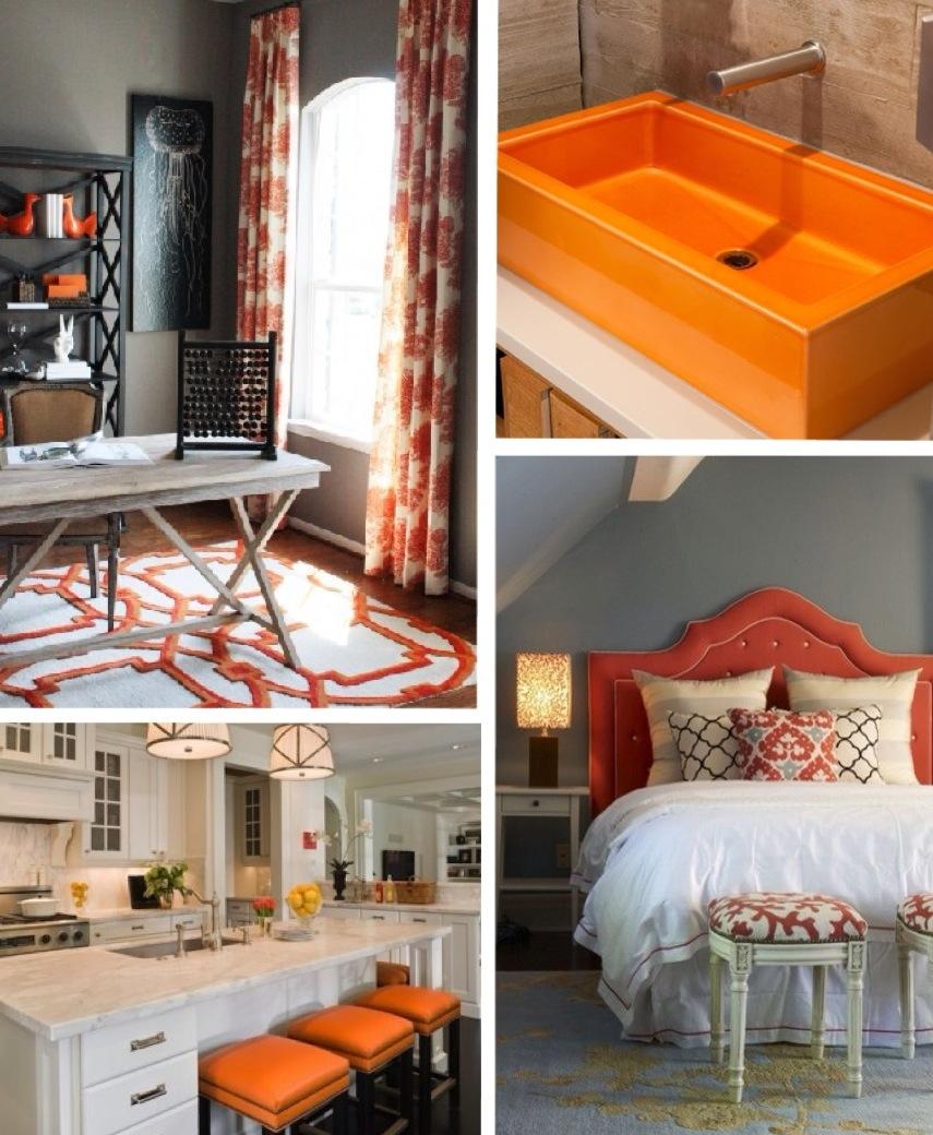 San Francisco Design: Pantone color of 2012: Tangerine Tango (17 ...