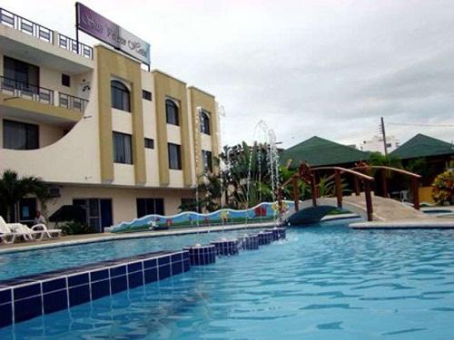 Baratos hoteles en Atacames con piscina